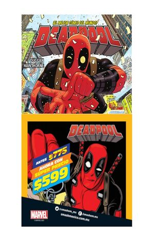Marvel Deadpool (Deluxe Edition Pack)
