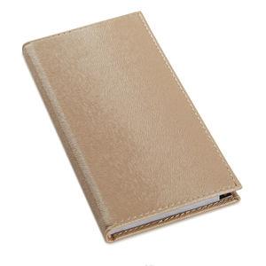 Gold PU Slim Password Keeper Book (999ADD9810)