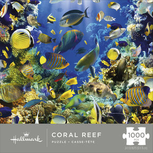 Rompecabezas. Coral Reef (1000 pzas.)