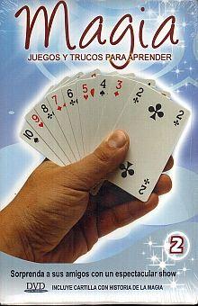 MAGIA / VOL. 2 (INCLUYE DVD)