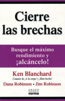 CIERRE LAS BRECHAS. BUSQUE EL MAXIMO RENDIMIENTO Y ALCANCELO