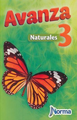 AVANZA NATURALES 3. PRIMARIA
