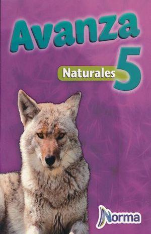 AVANZA NATURALES 5. PRIMARIA