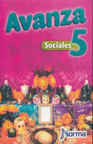 AVANZA SOCIALES 5. PRIMARIA
