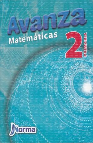 KIT AVANZA MATEMATICAS 2. PRIMARIA (LIBRO + CUADERNO DE EJERCICIOS)