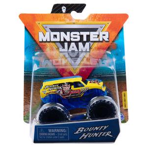 Bounty Hunter con Pulsera. Monster Jam (1:64)
