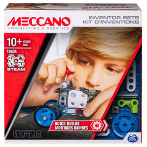 Set Mecánica Básica. Meccano