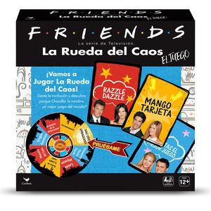 La Rueda del Caos Friends. Games