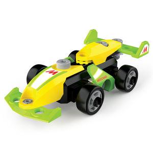 Auto de Carreras. Meccano Erector Discovery mis primeros vehículos Jr.
