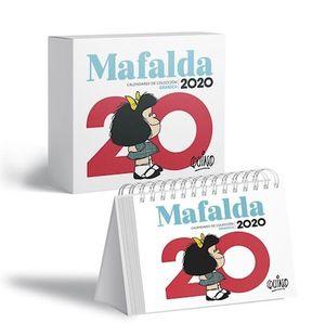 CALENDARIO DE COLECCION 2020 MAFALDA