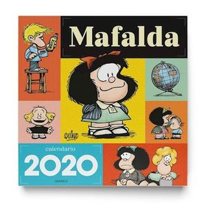 CALENDARIO DE PARED 2020 MAFALDA