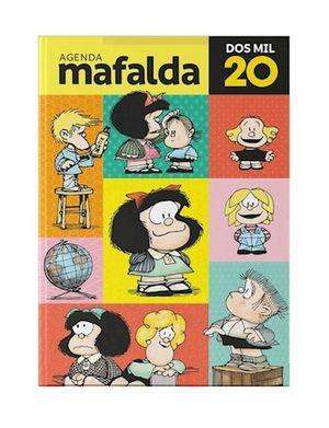 AGENDA ENCUADERNADA 2020 MAFALDA