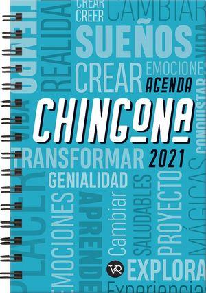 Agenda Chingona 2021