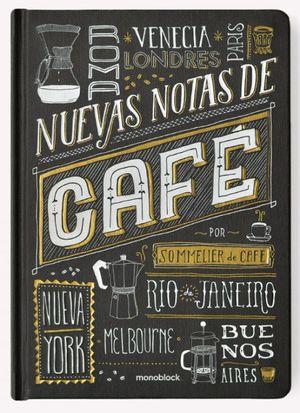 BITACORA NOTAS DE CAFE / PD.