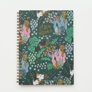 CUADERNO DE RAYA A4 A YEAR TO BELIEVE IN / PD. (ESPIRAL METALICO)