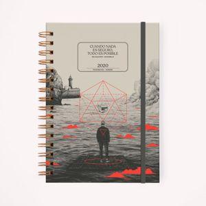 Agenda Makers 2020 Horizonte (tamaño A5)