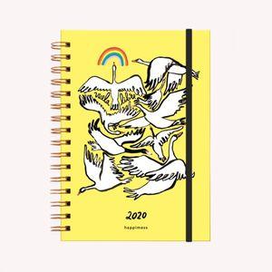 Agenda 2020 Vuela libre (tamaño A5)