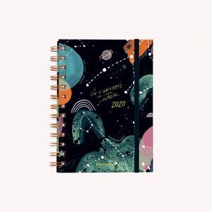 Agenda 2020 El universo en una estrella (tamaño pocket)
