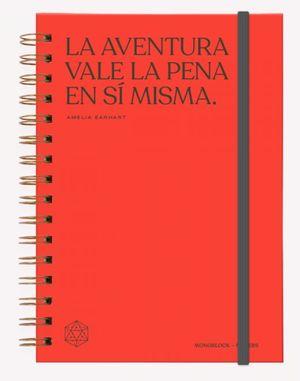 Cuaderno anillado Makers Horizonte (Tamaño A5 - hojas blancas)