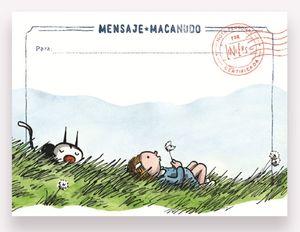 Notas Adhesivas Macanudo Enriqueta y Fellini