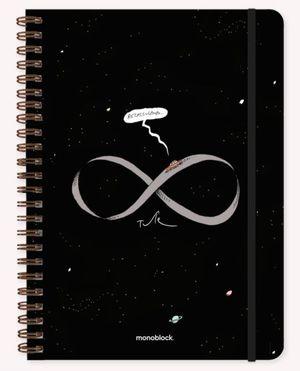 Cuaderno Tute Recalculando (Tamaño A4 - hojas rayadas)