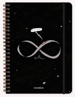 Cuaderno Tute Recalculando (Tamaño A4 - hojas cuadriculadas)