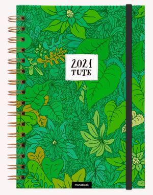 Agenda 2021 Tute Selva / pd. (Tamaño A5)