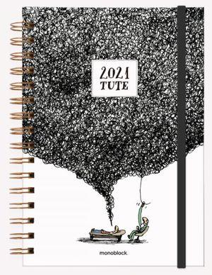 Agenda 2021 Tute Enredado / pd. (Tamaño A5)