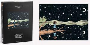 Rompecabezas Artista Lago en el cielo. Liniers (300 pzas.)