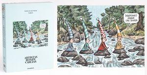 Rompecabezas Artista Duendes Beatles. Liniers (300 pzas.)