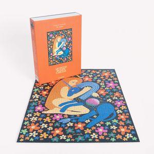 Rompecabezas Artista Mi unicornio y yo. Vik Arrieta (300 pzas.)