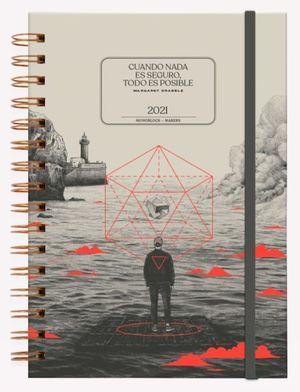 Agenda 2021 Makers Horizonte / pd. (Tamaño A5)