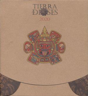 AGENDA Y CALENDARIO 2020. TIERRA DE DIOSES / PD.
