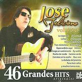 46 GRANDES HITS ORIGINALES / JOSE FELICIANO VOL. 1 2 Y 3