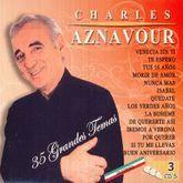 35 GRANDES TEMAS / CHARLES AZNAVOUR EN ESPAÑOL