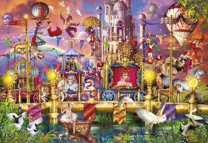 Rompecabezas El Circo (2000 pzas.)