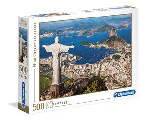 Rompecabezas Río de Janeiro (500 pzas.)