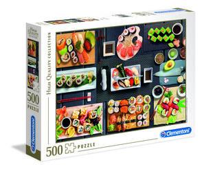 Rompecabezas Sushi (500 pzas.)