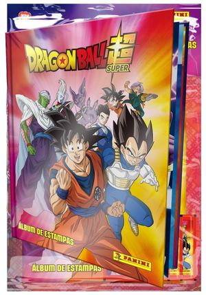 Album Panini Dragon Ball Super / pd.