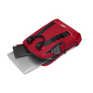 Device bag metro Moleskine grande color roja