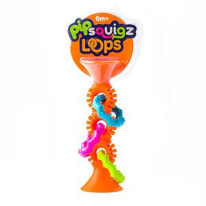 Pip squigz loops aros (Naranja)