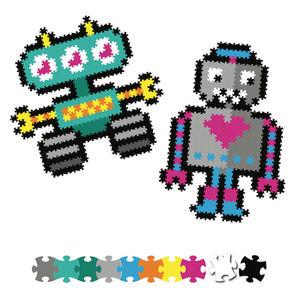 Rompecabezas Robots (700 pzas.)