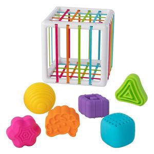 Inny bin cubo y figuras