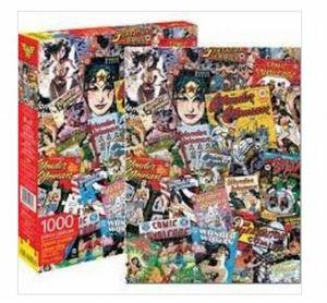 R.C. DC COMICS COLLAGE MUJER MARAVILLA / 1000 PZAS.