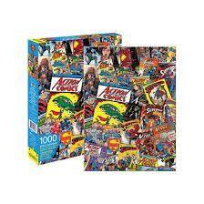 R.C. ACTION COMICS SUPERMAN 100 PZAS / POCKET PUZZLE