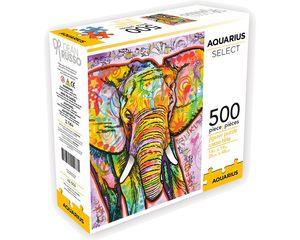 Rompecabezas Dean Russo. Elefante (500 pzas.)