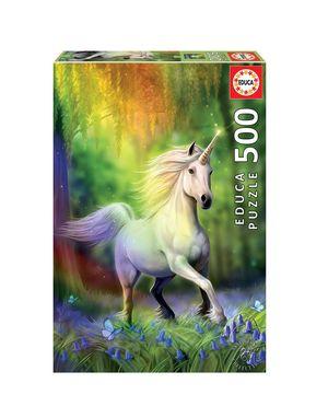 Rompecabezas Persiguiendo el arcoiris (500 Piezas)