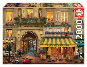 Rompecabezas Galerie París (2000 pzas.)