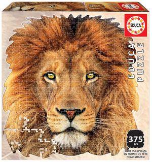 Cara de león (367 Piezas)