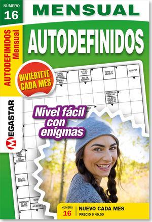 Autodefinidos mensual / 16 ed.